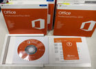 Online Activation 100% Microsoft Office 2016 Key Code Pro Plus Card 32bit 64bit DVD