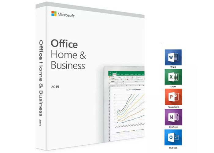 Retail Box Microsoft Office Key Code Microsoft Office 2019 Home And Business