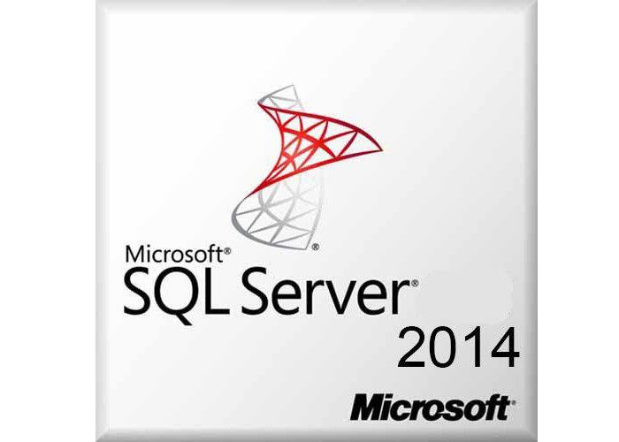 Original OEM Microsoft SQL Server Key 2014 Standard English OPK 64bit DVD Online Activation