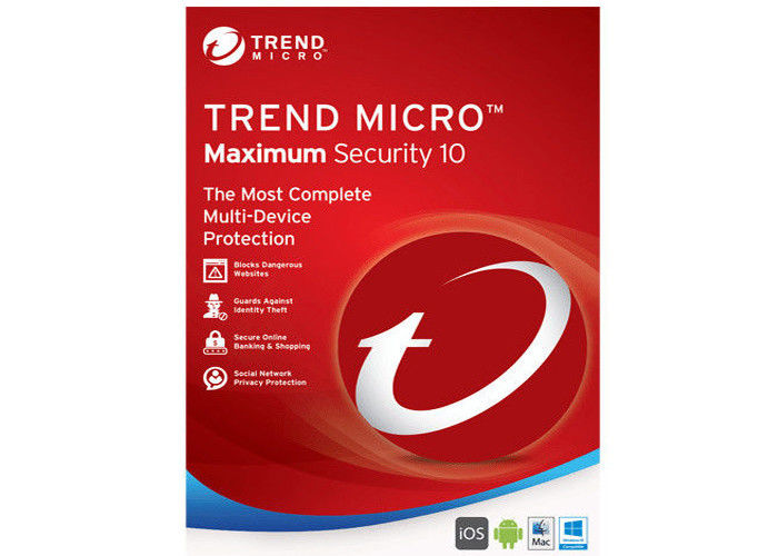 Antivirus Adobe License Key , Trend Trend Micro Internet Security 2019 Key 3 Year 3 Device