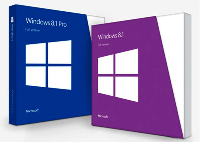 English Microsoft Windows 8.1 License Key Professional Software 100% Online Activation